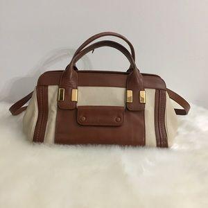 Authentic Chloe Shoulder Bag Purse